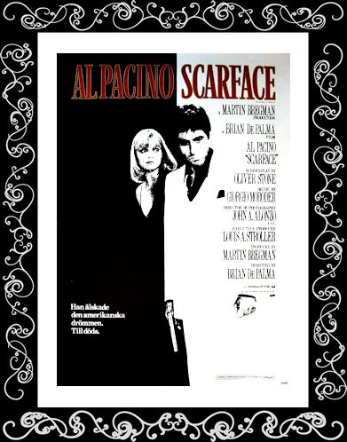 Buy Scarface movie poster