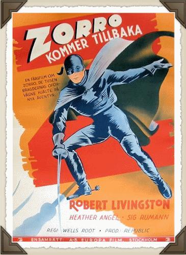 Buy Zorro The Bold Caballero 1939 poster
