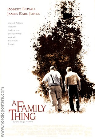 A Family Thing 1996 poster Robert Duvall