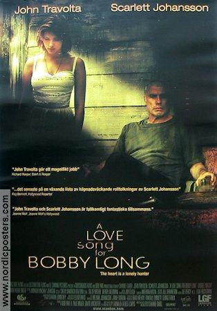 A Love Song for Bobby Long 2004 poster Scarlett Johansson