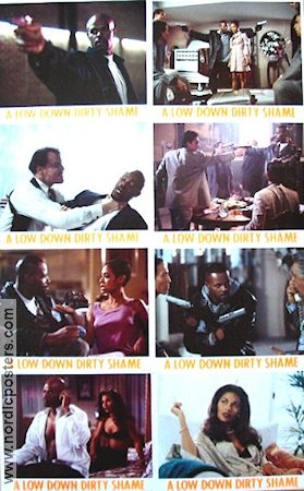 A Low Down Dirty Shame 1996 lobbykort Keenen Ivory Wayans