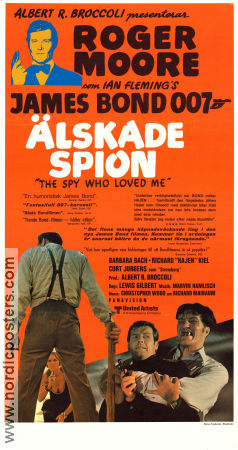 �lskade spion Poster 30x70cm NM original