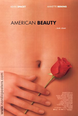 American Beauty Poster 68x102cm USA RO original