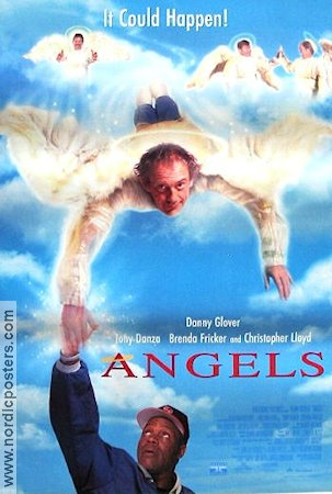 Angels 1994 poster Danny Glover
