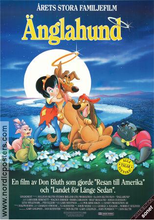Änglahund filmaffisch poster