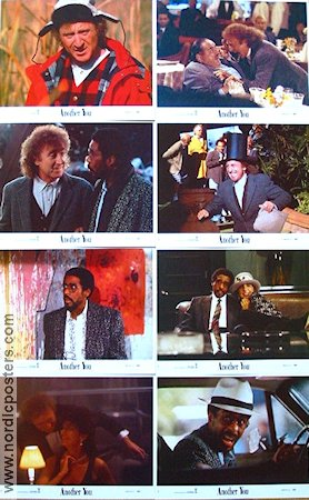 Another You 1991 lobbykort Gene Wilder