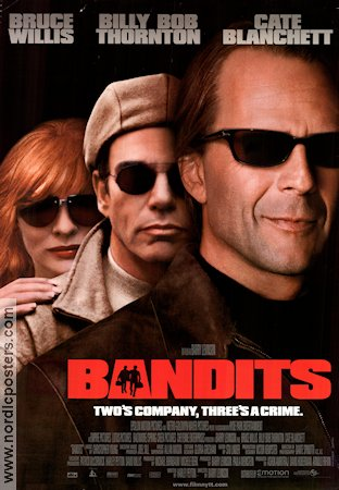 Bandits 2001 poster Bruce Willis