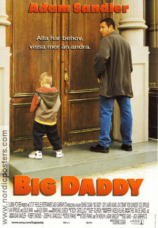 Big Daddy Poster 70x100cm RO original