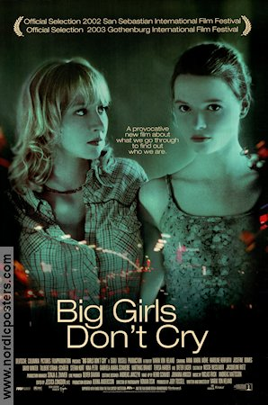 Big Girls Don't Cry 2003 poster Anna Maria Mühe