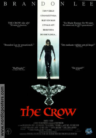 The Crow movies