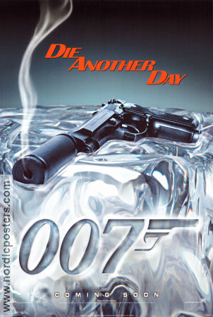 Die Another Day Poster 68x102cm USA advance RO original