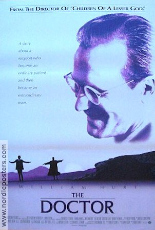 The Doctor 1991 poster William Hurt