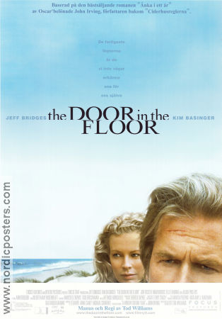 The Door in the Floor 2004 poster Jeff Bridges