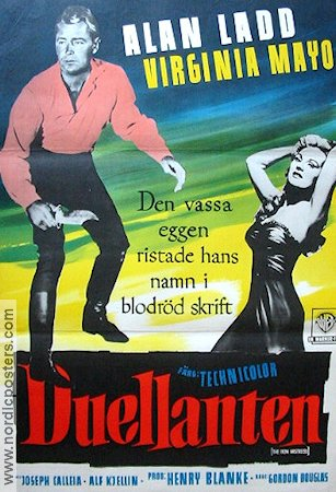 Duellanten Poster 70x100cm GD tape original