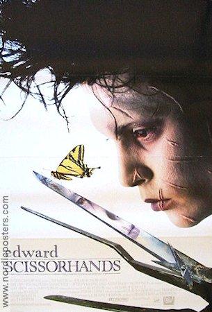 Изображение для Эдвард руки-ножницы / Edward Scissorhands (1990) HDRip (кликните для просмотра полного изображения)