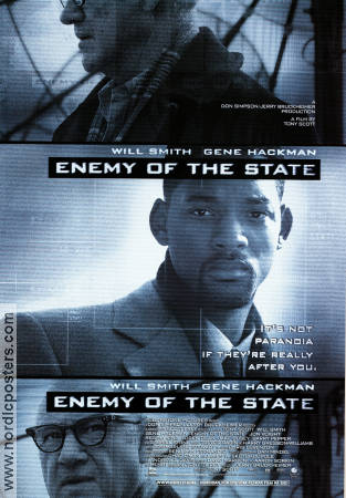 Enemy of the State Poster 70x100cm RO original