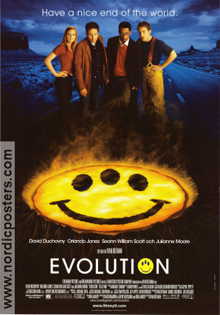 Evolution Poster 70x100cm FN folded original