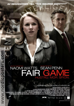 Fair Game 2010 poster Naomi Watts Doug Liman