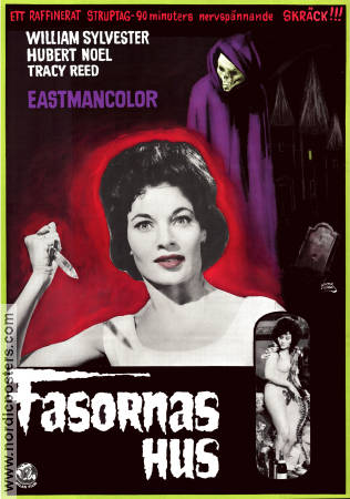 Fasornas hus 1966 poster Tracy Reed