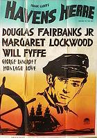 Havens herre 1939 poster Douglas Fairbanks Jr
