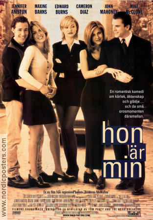 Hon är min 1996 poster Edward Burns