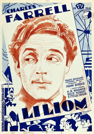 Liliom 1930 poster Charles Farrell Frank Borzage