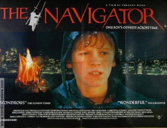 The Navigator 1988 poster Chris Haywood Vincent Ward