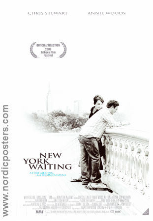 New York Waiting 2006 poster Christ Stewart