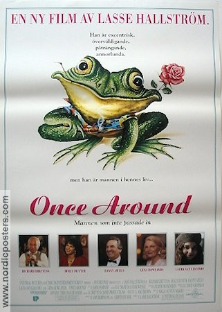 Once Around Poster 70x100cm RO original