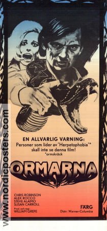 Ormarna 1972 poster Chris Robinson William Grefé