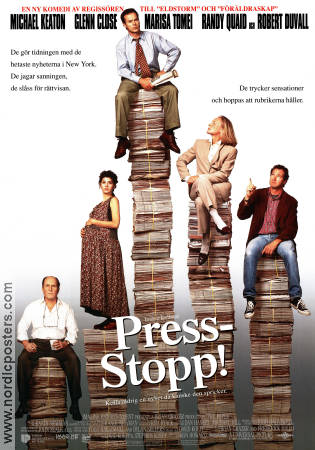 Press-stopp Poster 70x100cm RO original