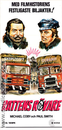 Rattens rövare 1975 poster Paul L Smith Giuliano Carnimeo