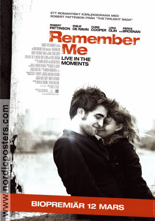 Remember Me Poster 70x100cm RO original