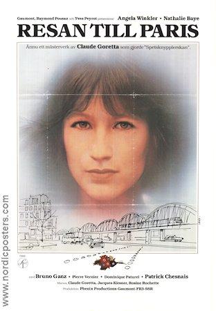 Resan till Paris 1980 Claude Goretta Angela Winkler - resan_till_paris_80
