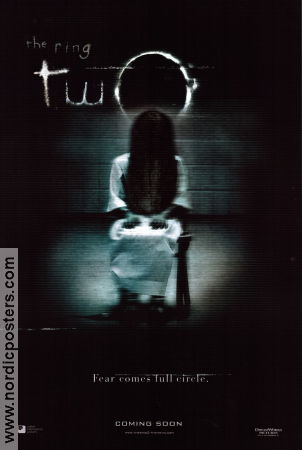 The Ring Two Poster 68x100cm USA advance RO original