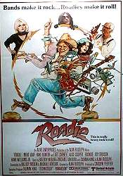 Roadie 1980 poster Meatloaf