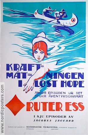 Ruter Ess 2 1919 poster Marie Walcamp Jacques Jaccard