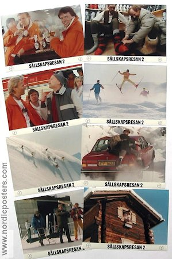 sällskapsresan skidor