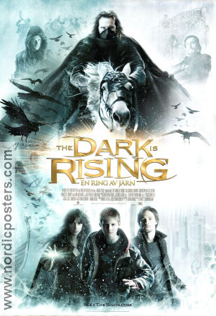 The Seeker: The Dark Is Rising 2007 poster Alexander Ludwig David L Cunningham