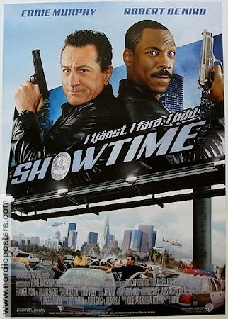 Showtime Poster 70x100cm RO original