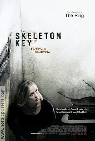 The Skeleton Key 2005 poster Kate Hudson