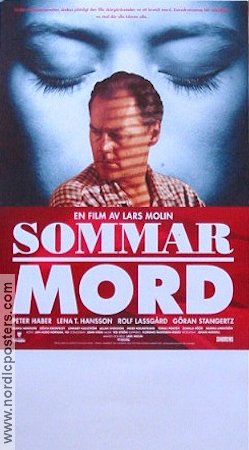 Sommarmord 1994 poster Peter Haber Lars Molin