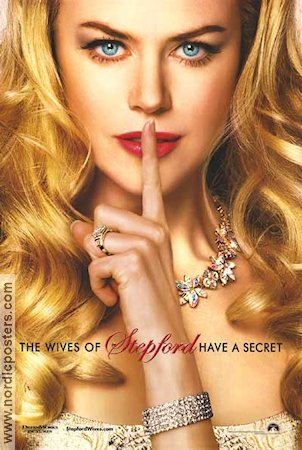 Stepford Wives 2004 poster Nicole Kidman