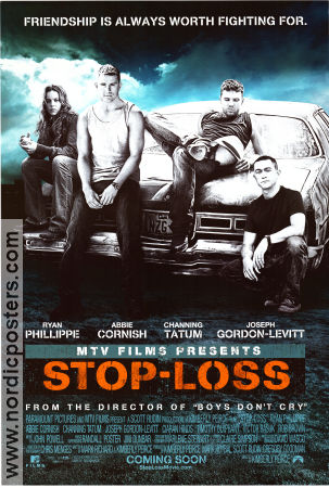 Stop-Loss 2008 poster Ryan Phillippe