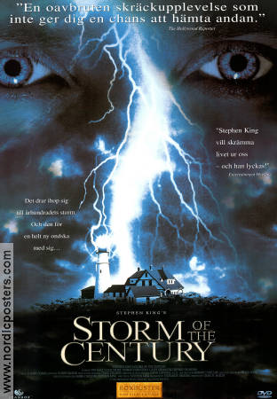 Storm of the Century DVD 1999 poster Tim Daly