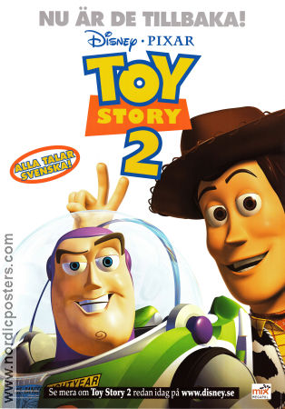 Toy Story 2 1999 poster