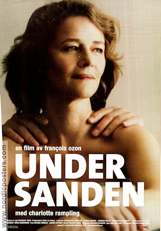 Under sanden Poster 70x100cm FN original