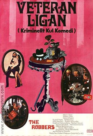posters martin held veteranligan 1970 original. Black Bedroom Furniture Sets. Home Design Ideas