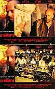 12 Monkeys 1996 lobbykort Bruce Willis Terry Gilliam