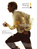 12 Years a Slave 2013 poster Chiwetel Ejiofor Steve McQueen